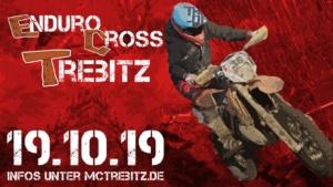 Vorbereitung Endurocross (Strecke geschlossen)